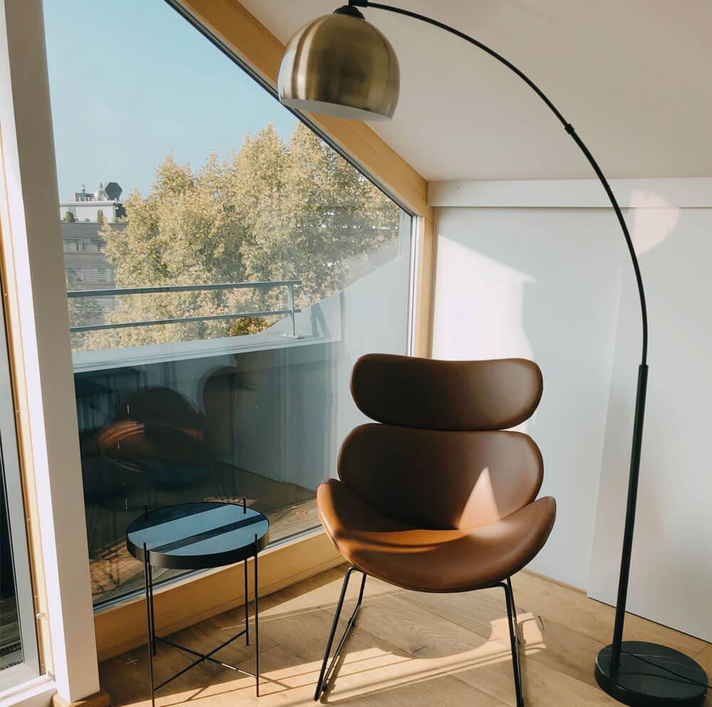 Penthouse Bregenz - Chill zone